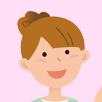 女性笑顔2